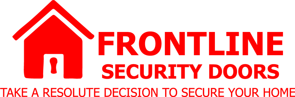 frontline security doors web logo