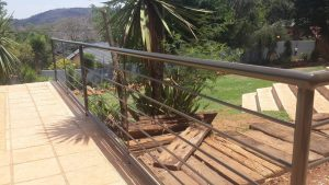 custom steel works for banisters balustrades by fencing boys