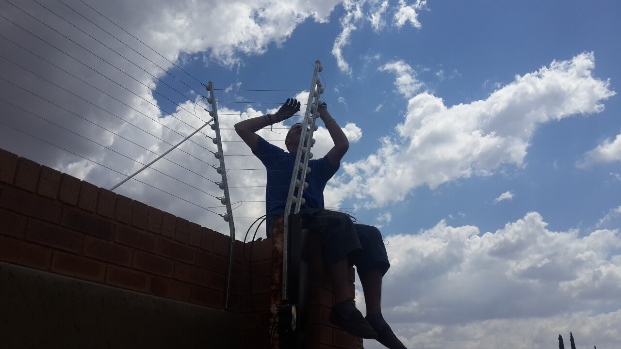 Electric fencing installation east rand-1
