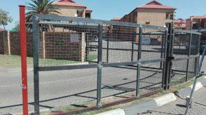 Access Gates motorised