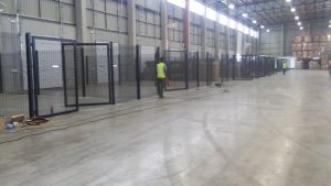 security storage cages 10